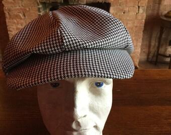 1920's Newsboy cap