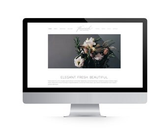 Custom Website Design - Custom Wordpress Website - Custom Squarespace Website - Web Design