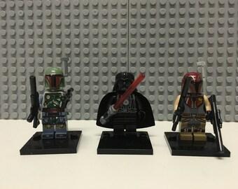 Star Wars Jango Fett Boba Fett Darth Vader