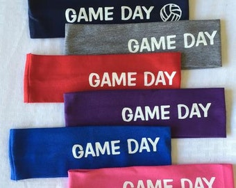 Game Day Headbands