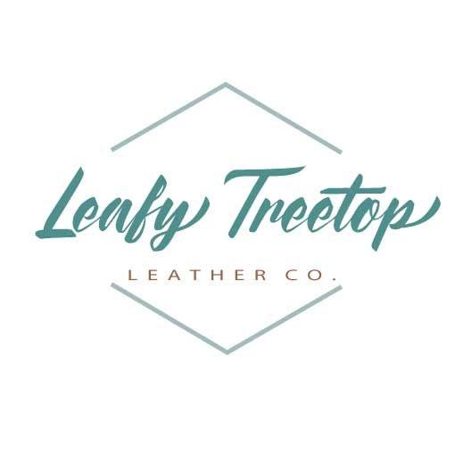 LeafyTreetopLeather