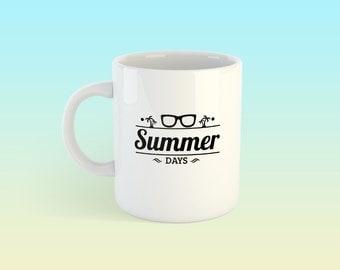 Summer days mug