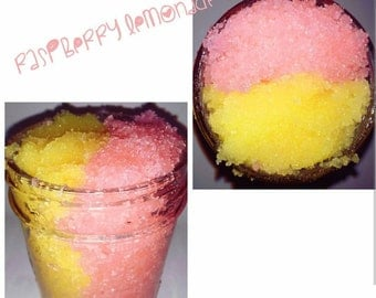 Raspberry Lemonade BODY Scrub