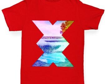 Girl's Neon Summer T-Shirt