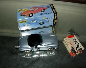 schuco mercedes 190 sl car model