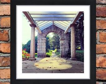 Maymont Arch Photo - Richmond, VA -  RVA Photography