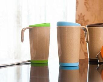 OLPRO Husk Cafe Mug