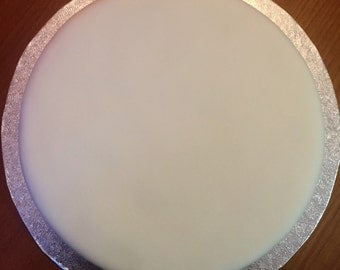 Decorate Your Own Gluten Free, Wheat Free and Dairy Free Celebration Cake