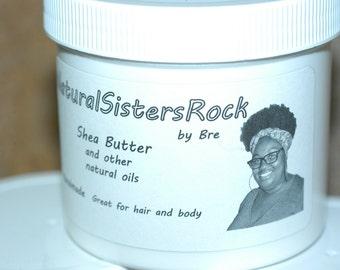 Natural Sisters Rock Signature Hair Moisturizer 8 oz