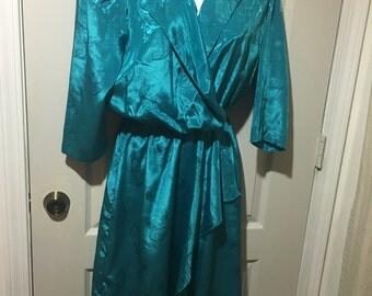 PBJ Dress Turquoise