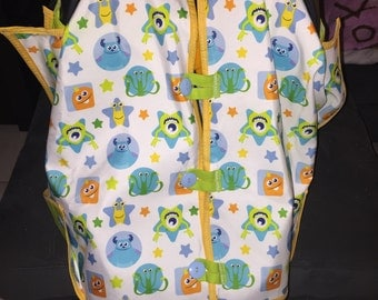 Monsters Inc Infant Seat cover