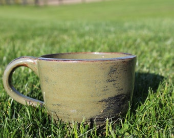 Earthy Ceramic Cup