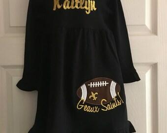 New Orleans Saints Dress