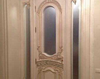 Handmade Wood Door    Size: Width 1800 Height 2600