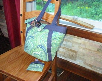 Just For You - Handmade Tote Bag