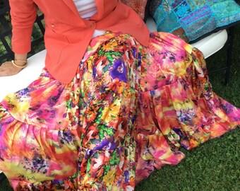 Long Skirt LILAS