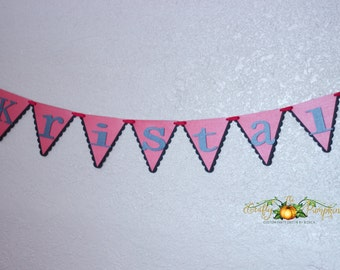 Ladybug Banner, Ladybug Birthday Banner,Black and red ladybug decorations