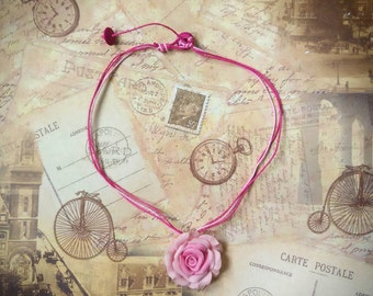 Pink Rose Clay