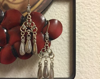 Victorian Chandelier Earrings