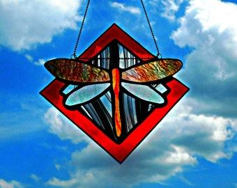 Dragonfly Suncatcher 1