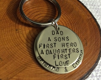 What Is A Dad Keychain