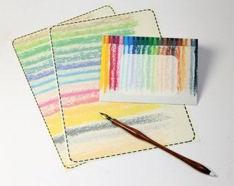 Colour My World Writing Set