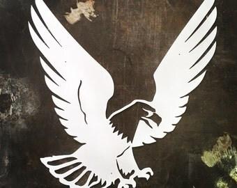 Eagle Metal Wall Art