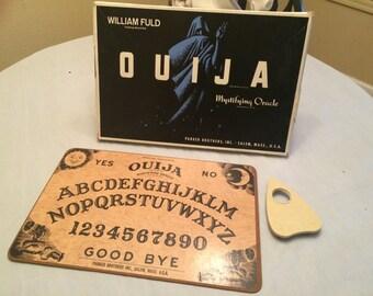 Vintage 1962 Ouija Board