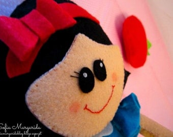 Doll Snow White/Snow White
