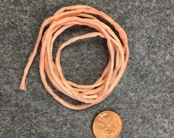 Hand-Dyed Silk 2mm Cord #12