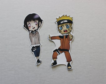 Naruto Stickers  | Anime Sticker | Video Game Sticker | Anime Character | Party Favors | Cute Gifts | Cute Stickers | KeikiiArt