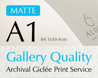 A1 › Giclée Printing Service | Art Print and Shipping Service, with worldwide print and delivery for artists, fine art printing in Scotland