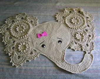 Handmade Crochet Area Rug