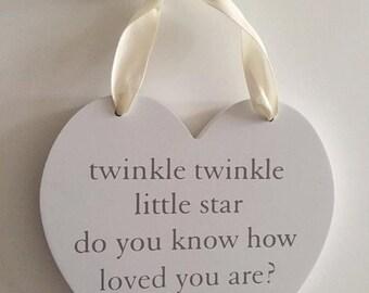 Twinkle twinkle... <3