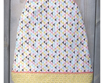 Triangolini - tart reasons baby sleeping bag