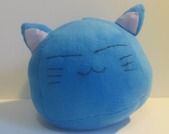 Cat Pillow Plush