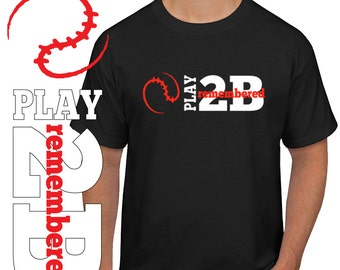 Play2B Remembered Logo by Play2b Remembered
