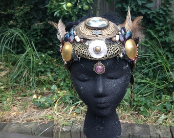Thoth-Festival/Costume Head Dress