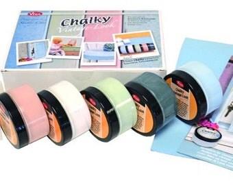 Viva Decor Chalky Vintage Shabby Chic Starter Kit - Home Decor