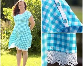 Summer Breeze Dress. Size 32-60