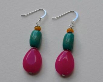 Brighten Up Your Way Earrings