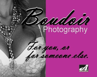 In-Home Boudoir Photography Session