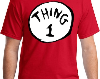 The Cat in the Hat Thing 1 & 2 T-Shirt