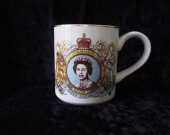 Queen Elizabeth Silver Jubilee Cup 1977 by J.G. Meakin