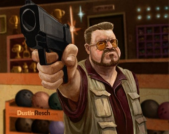 The Big Lebowski Walter