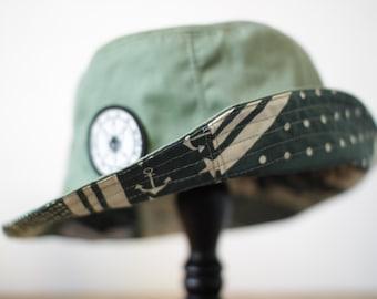 Anchor Bucket Hat