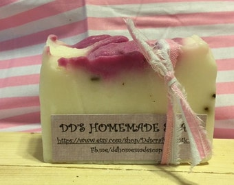 Lavender Homemade Soap