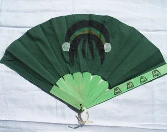 Toph Hand Fan