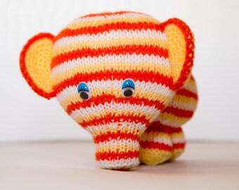 Elephant - toy or decoration