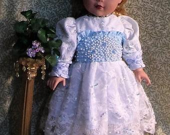 Angel doll fashion
